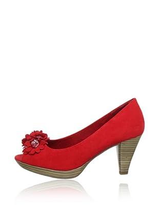 Marco Tozzi Zapatos Henry (Rojo)