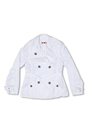 CKS Kids Trench Conecuh (Blanco)