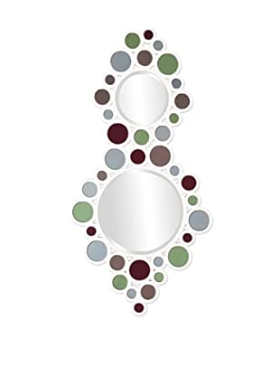 Marley Forrest Miracle Mirror, White/Multi