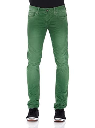 Pepe Jeans London Pantalón Hatch (Verde)