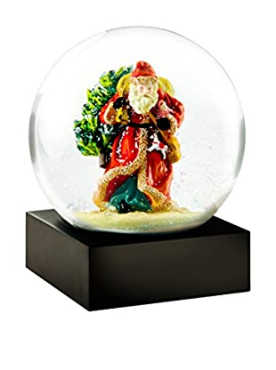 CoolSnowGlobes St. Nick Snow Globe