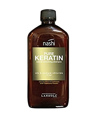 Nashi Haarshampoo Pure Keratin 200 ml, Preis/100 ml: 8.47 EUR