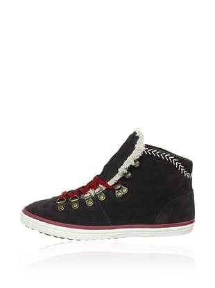 Esprit Sneaker (Dunkelbraun)