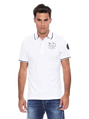 Pepe Jeans London Polo Orfeo (Blanco)