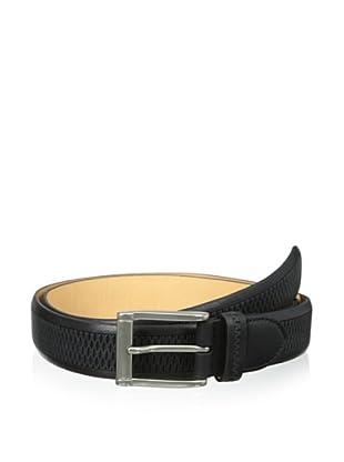 Trafalgar Men's Annapolis Belt (Black)