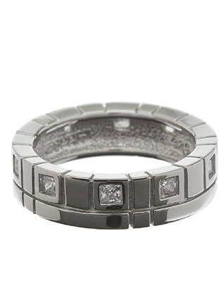 Esprit 44118899160 - Anillo de mujer de plata de ley (plata)