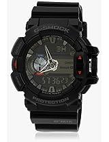 G556-Gba-400-1Adr Black/Black G-Shock Analog & Digital Watch Casio