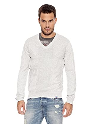 Pepe Jeans London Jersey Chester (Gris Claro)