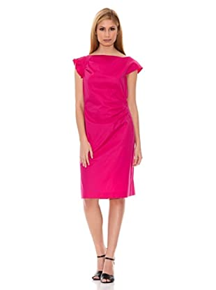 Hugo Boss Vestido Daperla (Rosa Brillante)