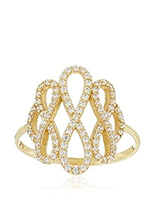 L'INSTANT D'OR Anillo Amour Infini