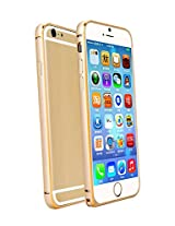 Celson Dual Tone Bumper For Apple iPhone 6S Plus - Gold