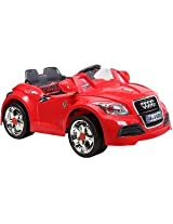Toy House RC Ride On Audi Car