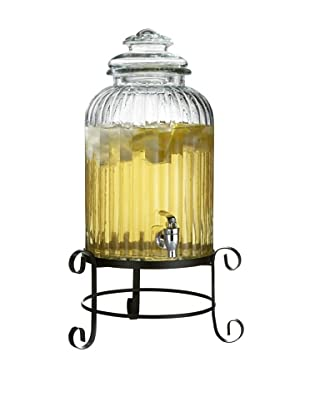 Style Setter Springfield Beverage Dispenser with a Stand