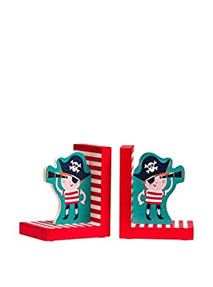 Premier Interior Set Sujetalibros 2 Uds. Pirate