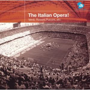 イタリアンオペラ超名作