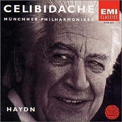 輸入盤 チェリビダッケ指揮/ミュンヘン・フィル ハイドン:交響曲第103番《太鼓連打》&第104番《ロンドン》のAmazonの商品頁を開く