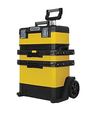 STANLEY Werkzeug Wagen 1-95-621 schwarz/gelb