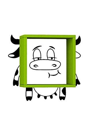 Mobito Design Wandregal Cow