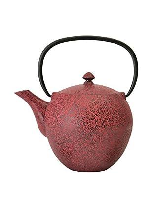 BergHOFF Studio 1.06-Qt. Cast Iron Teapot, Red