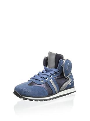 Berdini Kid's 4555 Fashion Sneaker (Multi)