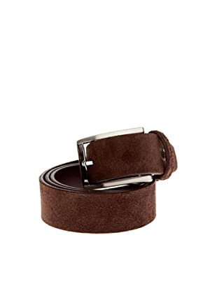 Titto Bluni Cinturón Serraje (marrón)