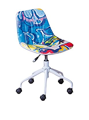 Easy Home Silla De Oficina A7 Multicolor