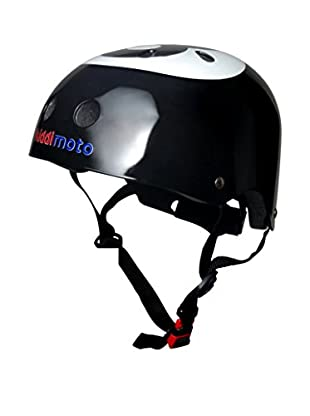 Kiddimoto Fahrradhelm Eight Ball