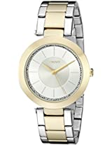 DKNY Women's NY2334 STANHOPE Gold Watch