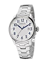 Morellato Analog Silver Dial Men's Watch - SQG005