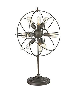 CDI Furniture Sputnik Table Lamp, Bronze
