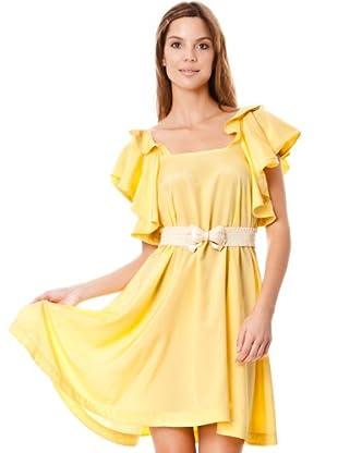 BDBA Vestido (amarillo)