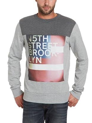 JACK & JONES Sweatshirt (Gris)