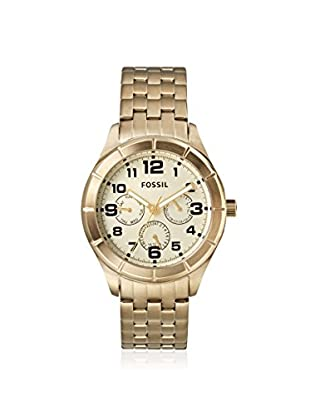 Fossil Men's BQ1409 Classic Gold Tone Stainless Steel Bracelet Watch