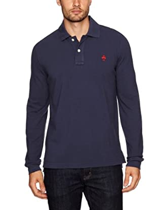 Brooks Brothers Polo Sly (Azul marino)