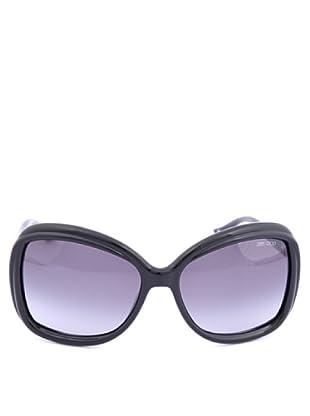 Jimmy Choo Sonnenbrille schwarz glänzend