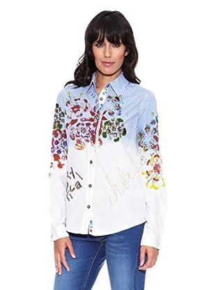 Desigual Camisa Atypical (Blanco)