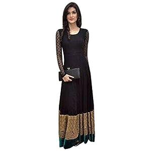 Kriti Sanon Bollywood Black Dress