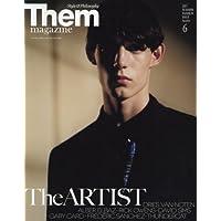 Them magazine 2017年6月号 小さい表紙画像