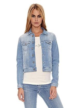 Pepe Jeans London Cazadora Core Jacket (Azul)