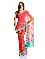 Satyapaul Saree With Blouse Piece