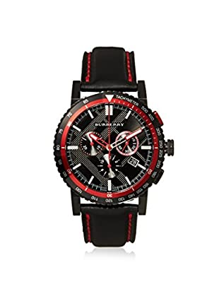 Burberry Men's BU9803 The City Black Ion-Plated Steel Watch