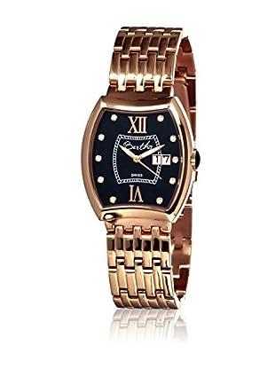 Bertha Uhr mit Schweizer Quarzuhrwerk Charlotte goldfarben 37 mm