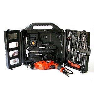Black & Decker KR504RE-K12 10mm Impact Drill With Smart Tool Kit