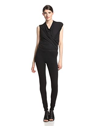 Rick Owens Lilies Women's Knit Pants (Black)