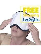 "Professional Digital Moist Heating Pads Microw. Sinus Pain (6""x9"") AD"