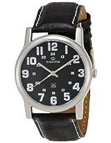 Maxima Attivo Analog Black Dial Men's Watch - 20890LMGI