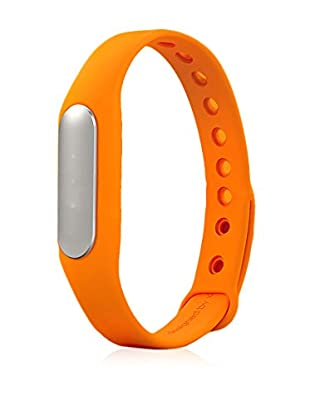 Bluetooth Fitness Tracker Activity Band, Orange