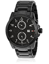 Tommy Hilfiger Analog Black Dial Men's Watch - TH1790961J