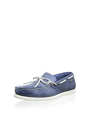 Eastland Men's Yarmouth 1-Eye Camp Moc (Blue)