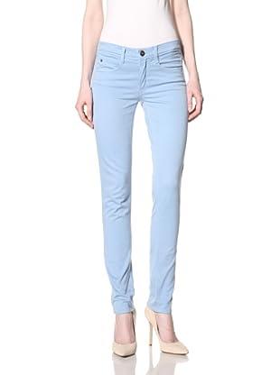 MILK Denim Women's Skinny Jean (Sky Blue)